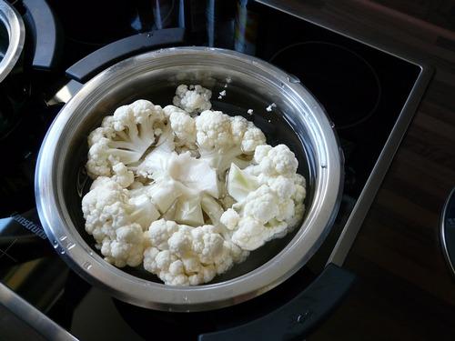 как правильно заморозить цветную капусту на зиму