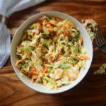 Рецепт салата из ранней капусты на зиму