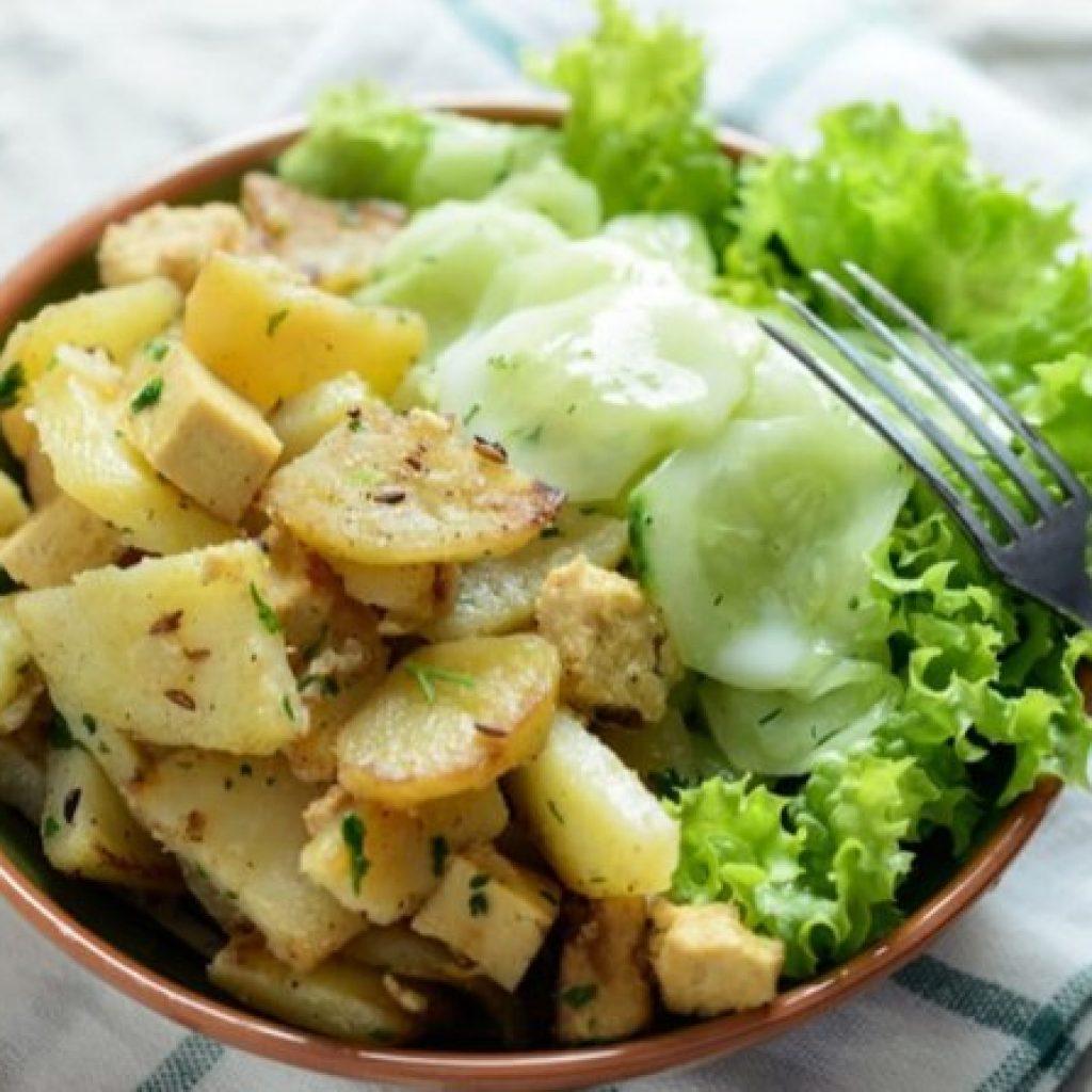 топинамбур, рецепты приготовления блюд