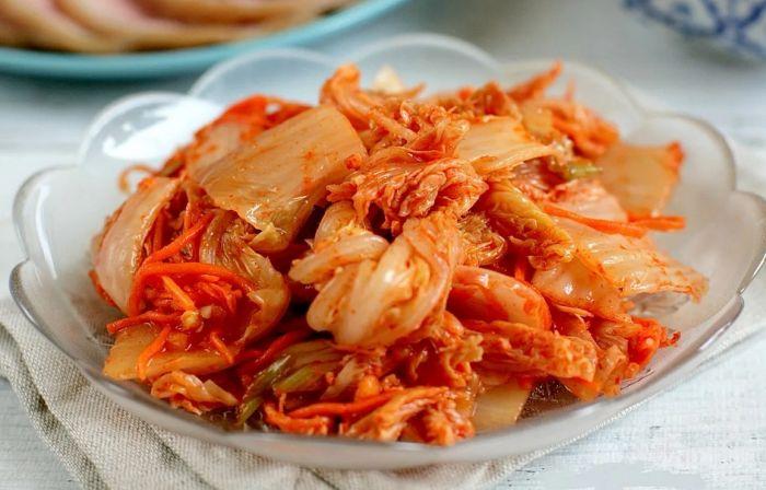 пекинская капуста рецепт корейской кухни