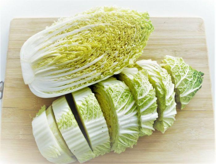 заготовка из пекинской капусты рецепт