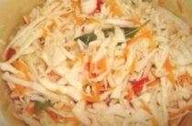 ТОП-10 лучших рецептов салатов из капусты и сладкого перца