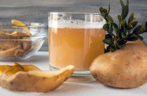 Полезные свойства картофельного сока для здоровья и красоты